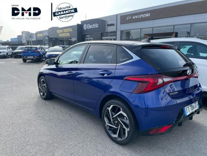Hyundai I20 1.0 Tgdi 100 Dct 48v Executive - Visuel #3