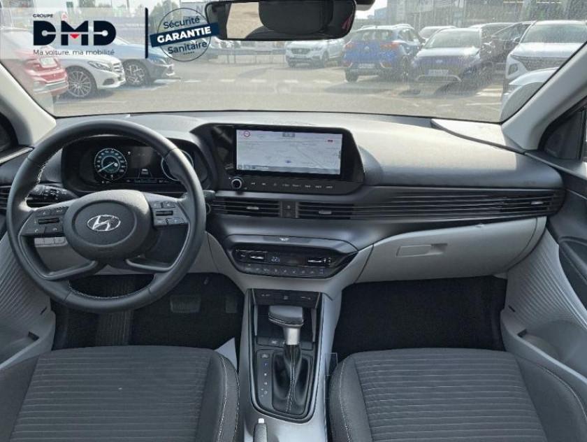 Hyundai I20 1.0 Tgdi 100 Dct 48v Executive - Visuel #5