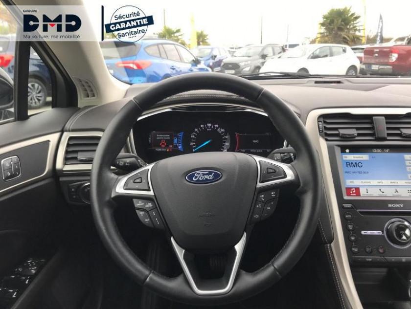 Ford Mondeo Hybrid 187ch Vignale Bva 4p - Visuel #7
