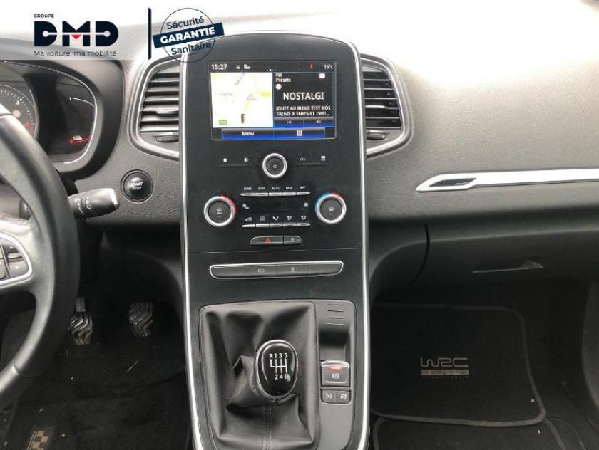 Renault Scenic 1.5 Dci 110ch Energy Zen - Visuel #6