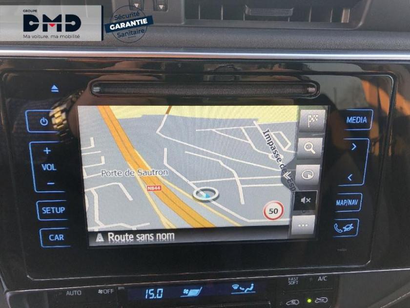 Toyota Auris Touring Sports Hsd 136h Technoline - Visuel #6
