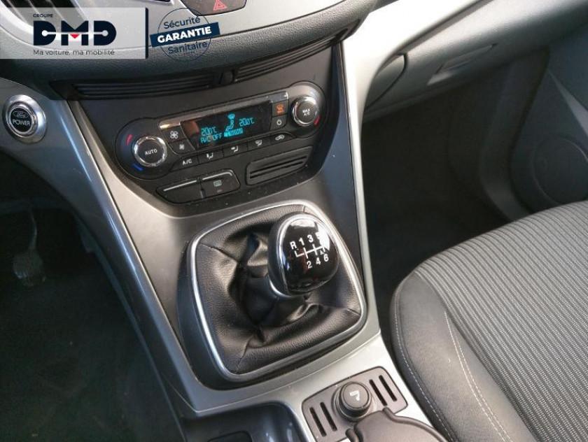 Ford C-max 1.6 Tdci 115ch Fap Titanium - Visuel #8