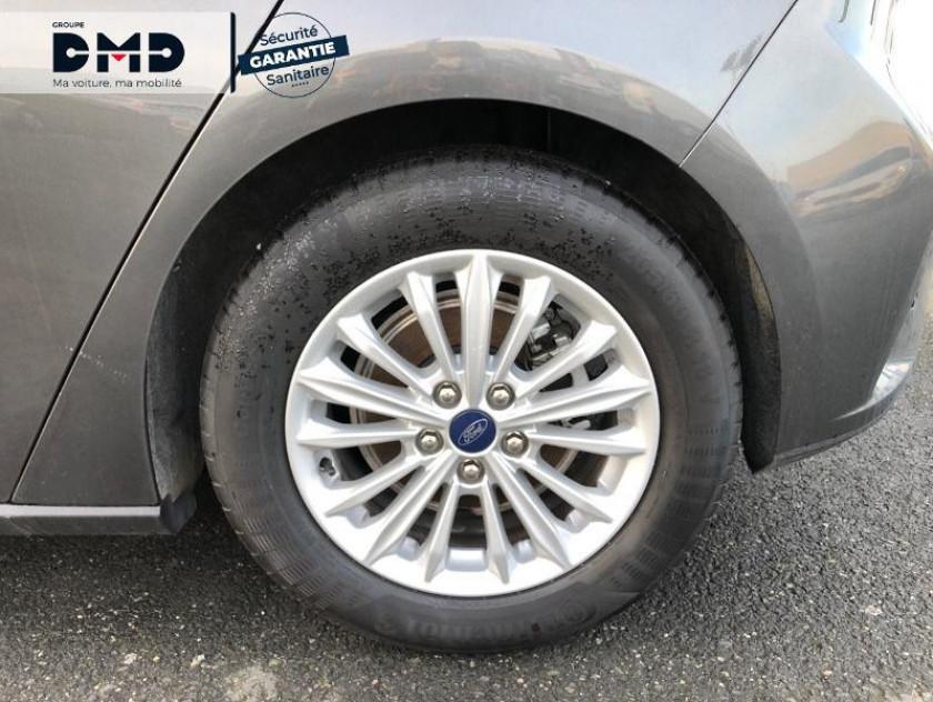 Ford Focus 1.0 Ecoboost 125ch Titanium - Visuel #13