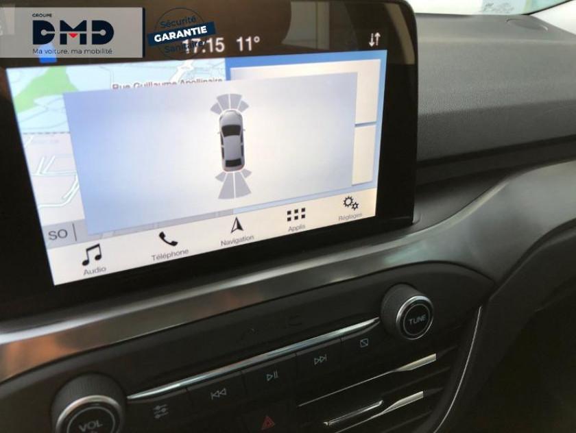 Ford Focus 1.0 Ecoboost 125ch Titanium - Visuel #14