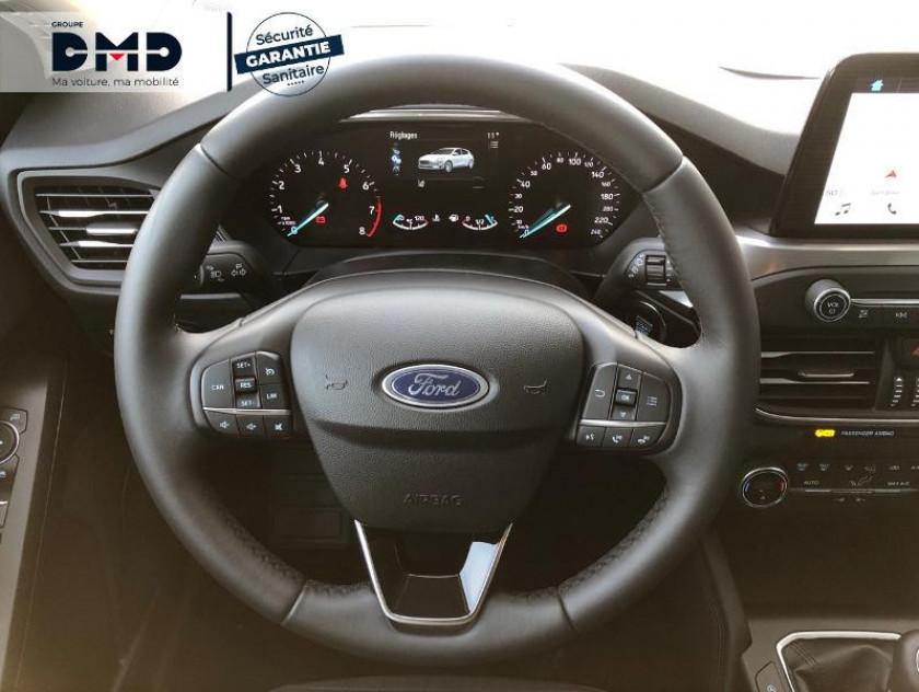 Ford Focus 1.0 Ecoboost 125ch Titanium - Visuel #7