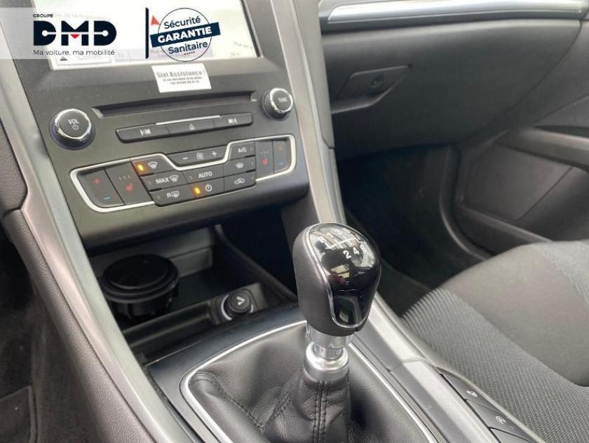 Ford Mondeo Sw 2.0 Tdci 150ch Titanium Euro6.2 - Visuel #8