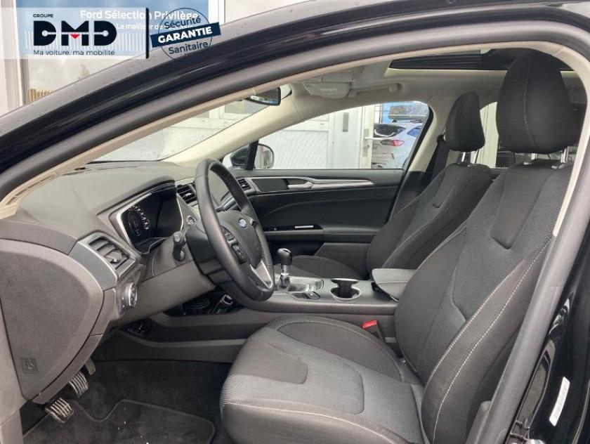 Ford Mondeo Sw 2.0 Tdci 150ch Titanium Euro6.2 - Visuel #9