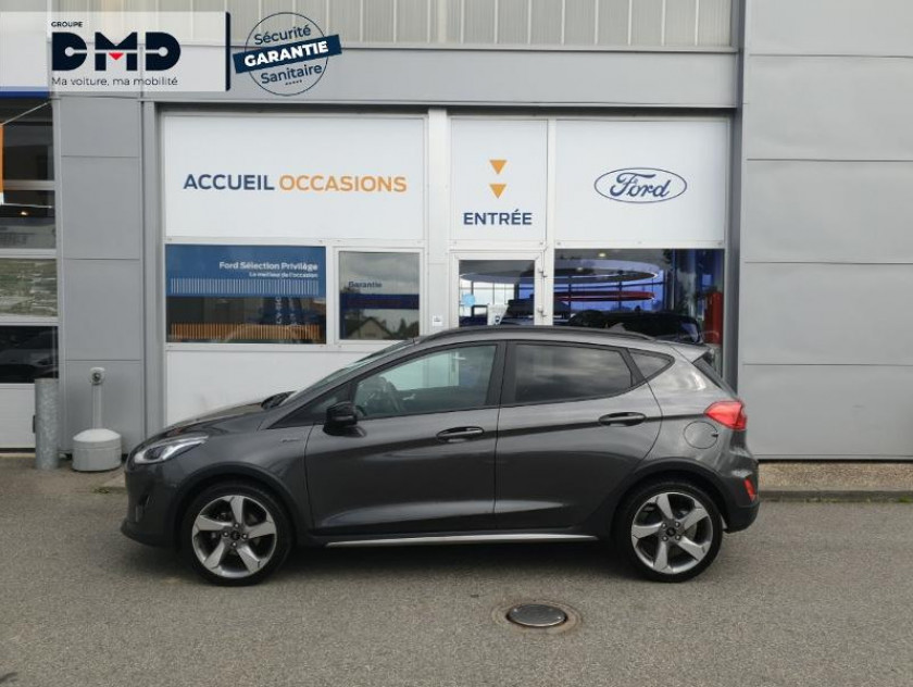 Ford Fiesta Active 1.0 Ecoboost 100ch S&s Euro6.2 - Visuel #2