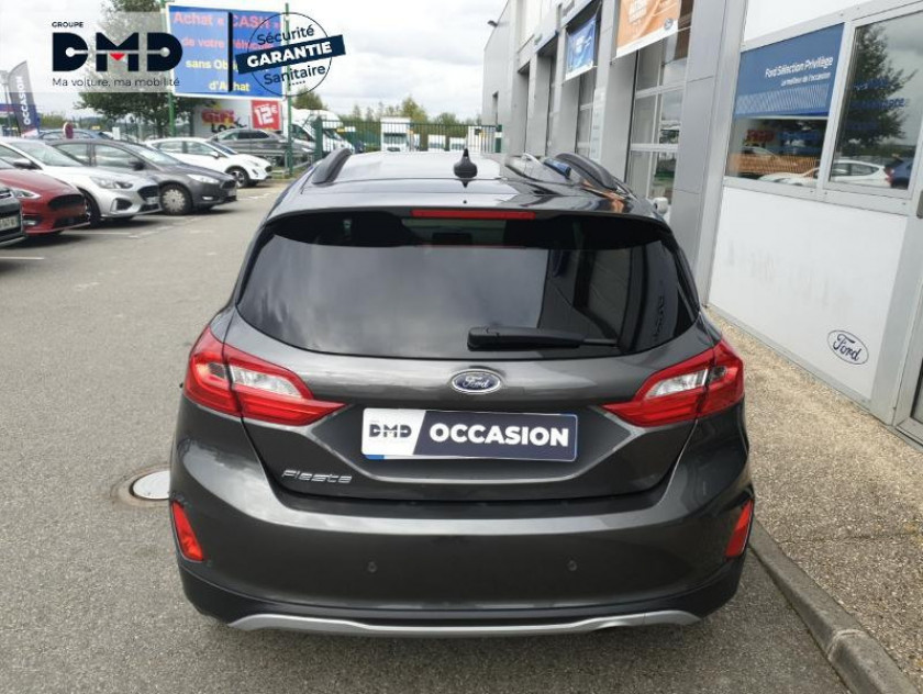 Ford Fiesta Active 1.0 Ecoboost 100ch S&s Euro6.2 - Visuel #11