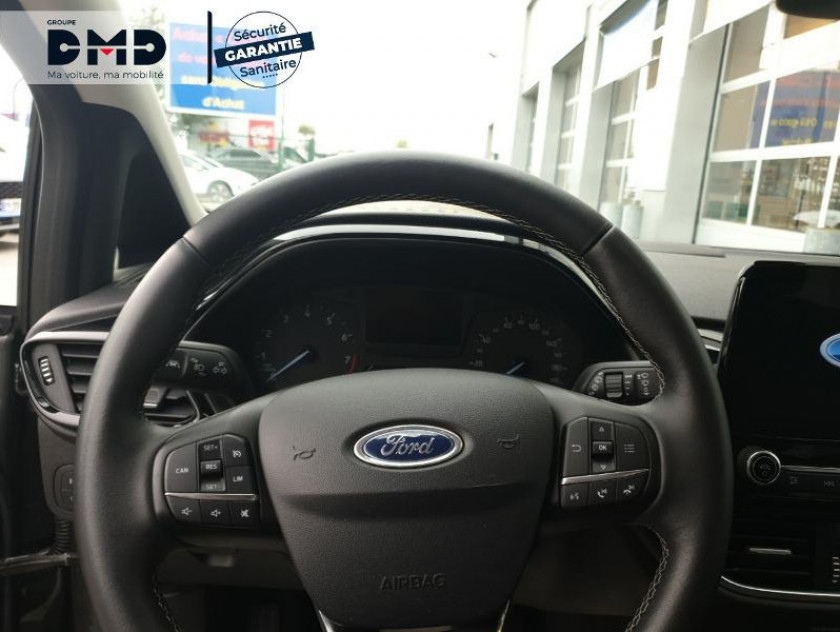 Ford Fiesta Active 1.0 Ecoboost 100ch S&s Euro6.2 - Visuel #7