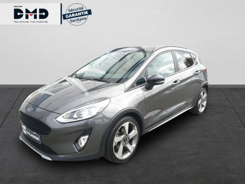 Ford Fiesta Active 1.0 Ecoboost 100ch S&s Euro6.2 - Visuel #1