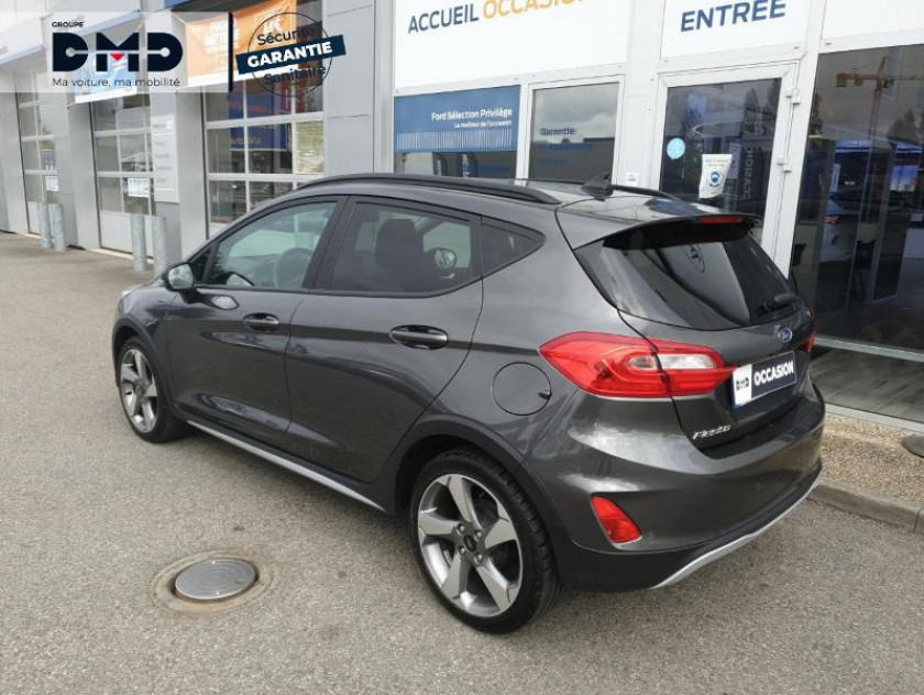 Ford Fiesta Active 1.0 Ecoboost 100ch S&s Euro6.2 - Visuel #3