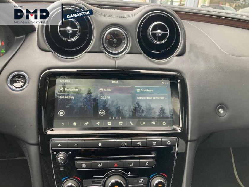 Jaguar Xj 3.0d V6 300ch Portfolio - Visuel #6