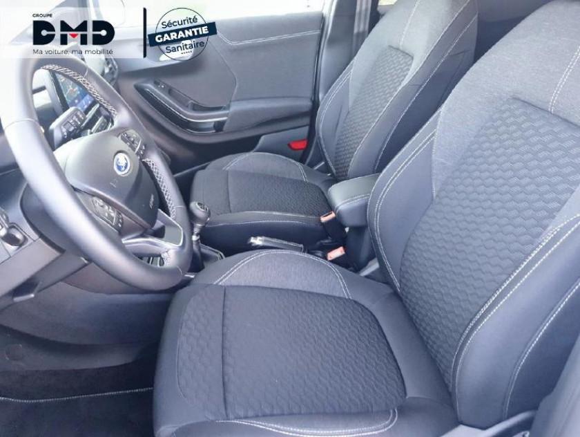 Ford Puma 1.0 Ecoboost 125ch Mhev Titanium 6cv - Visuel #9