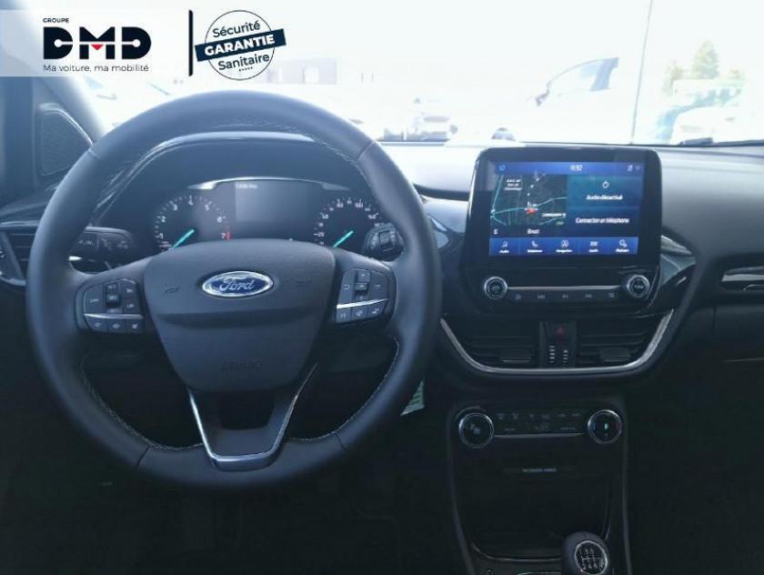 Ford Puma 1.0 Ecoboost 125ch Mhev Titanium 6cv - Visuel #5