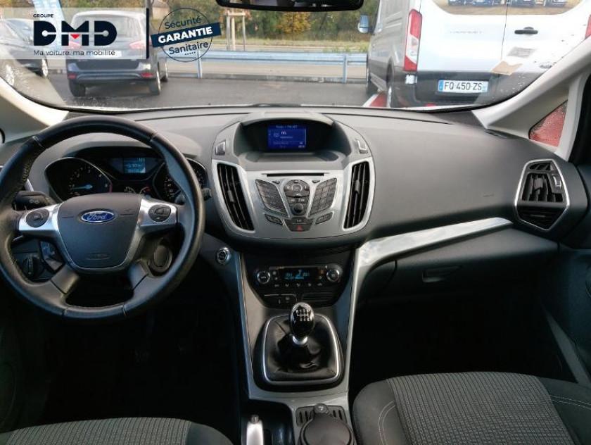 Ford C-max 1.6 Tdci 115ch Fap Titanium - Visuel #5