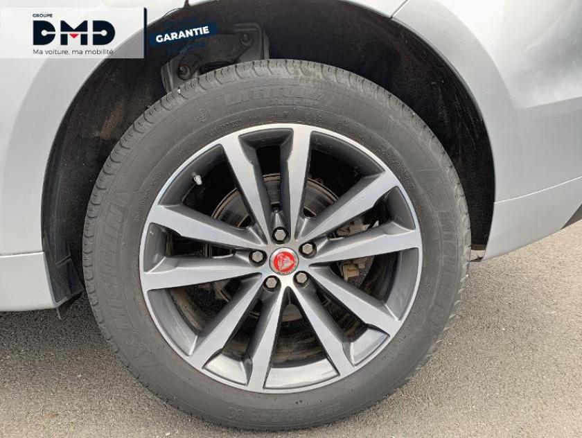 Jaguar F-pace V6 3.0d 300ch R-sport 4x4 Bva8 - Visuel #13