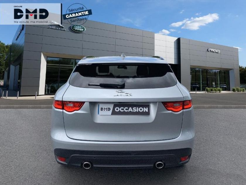 Jaguar F-pace V6 3.0d 300ch R-sport 4x4 Bva8 - Visuel #11