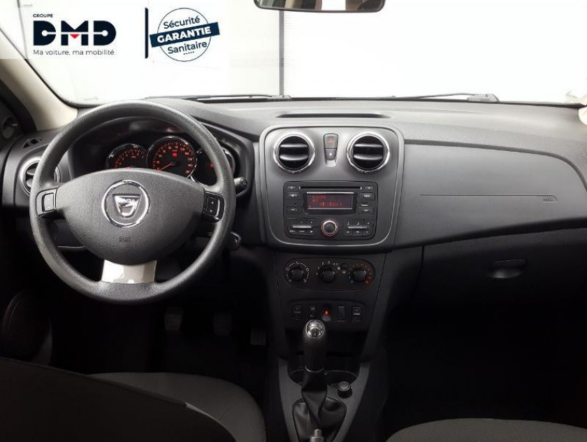 Dacia Logan 1.2 16v 75ch Ambiance - Visuel #5