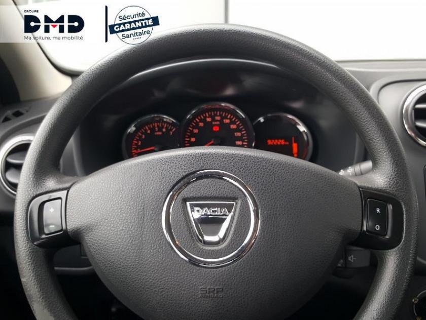 Dacia Logan 1.2 16v 75ch Ambiance - Visuel #7