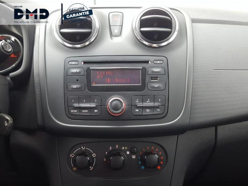 Dacia Logan 1.2 16v 75ch Ambiance - Visuel #6