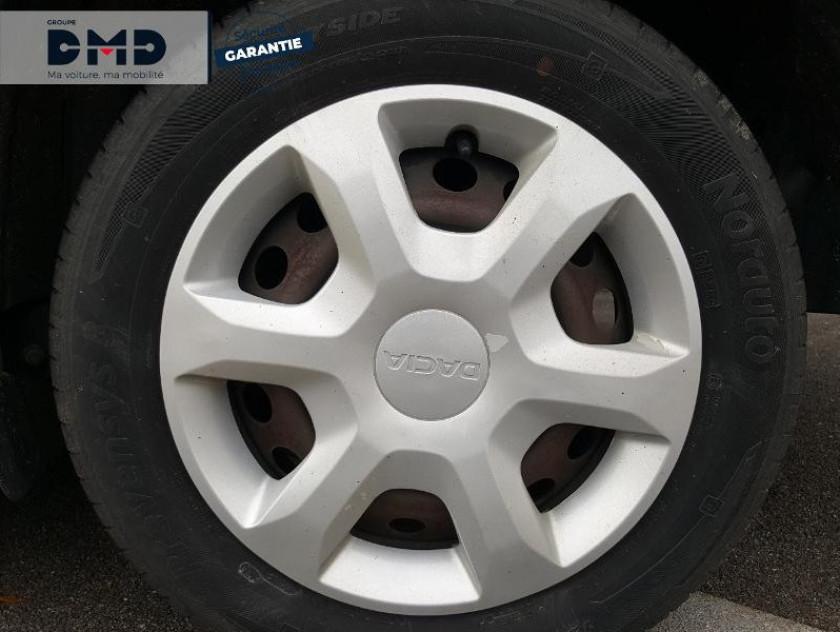 Dacia Logan 1.2 16v 75ch Ambiance - Visuel #13