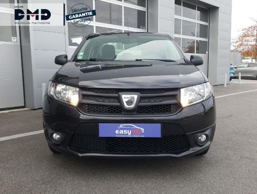 Dacia Logan 1.2 16v 75ch Ambiance - Visuel #4