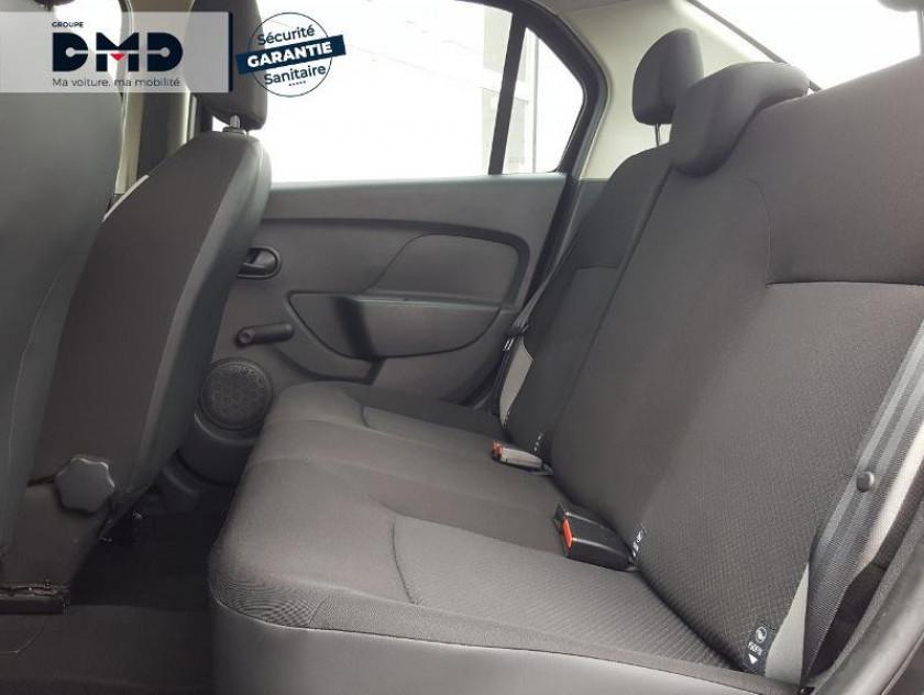 Dacia Logan 1.2 16v 75ch Ambiance - Visuel #10