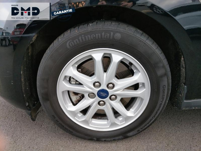 Ford Transit Connect L1 1.5 Ecoblue 100ch Cabine Approfondie Trend - Visuel #13