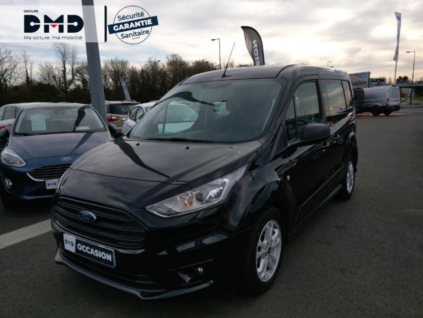 Ford Transit Connect L1 1.5 Ecoblue 100ch Cabine Approfondie Trend - Visuel #14