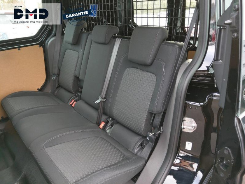 Ford Transit Connect L1 1.5 Ecoblue 100ch Cabine Approfondie Trend - Visuel #10