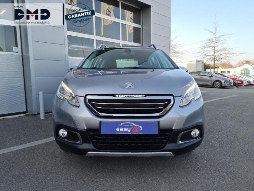 Peugeot 2008 1.6 Vti Allure - Visuel #4