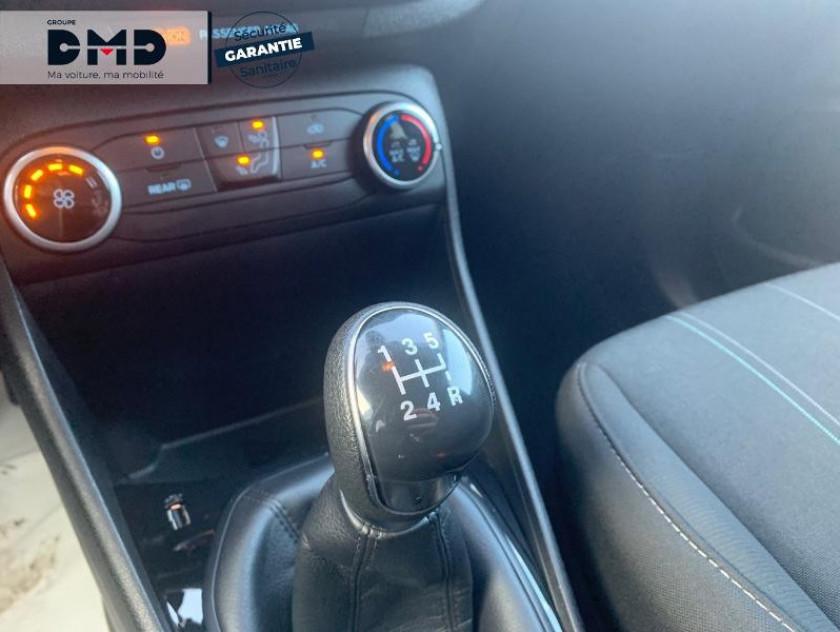 Ford Fiesta 1.1 70ch Essential 5p Euro6.2 - Visuel #8