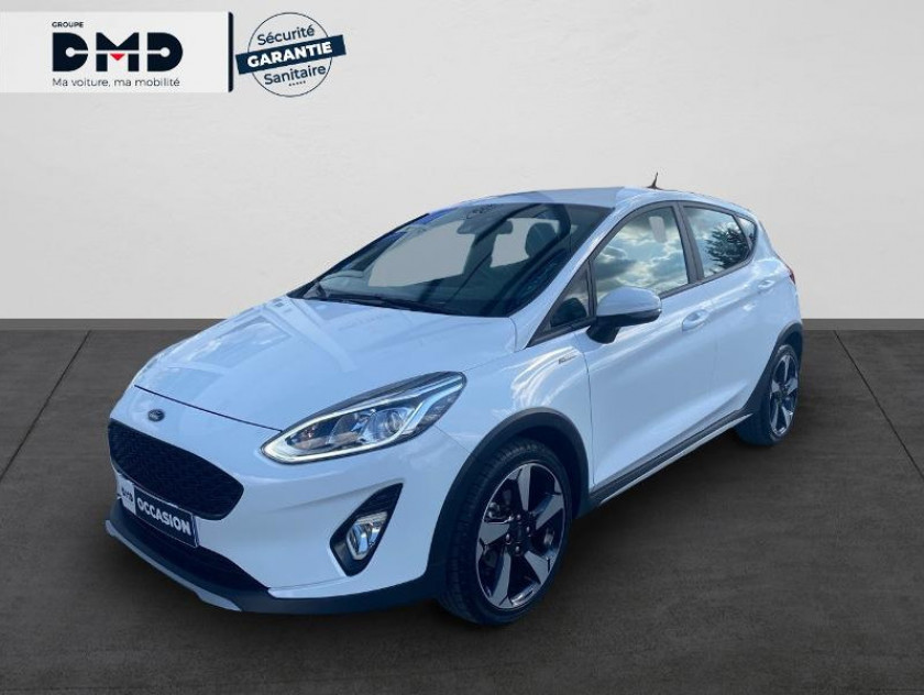 Ford Fiesta Active 1.0 Ecoboost 100ch S&s Pack Euro6.2 - Visuel #1