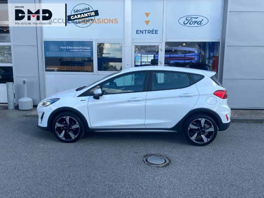 Ford Fiesta Active 1.0 Ecoboost 100ch S&s Pack Euro6.2 - Visuel #2