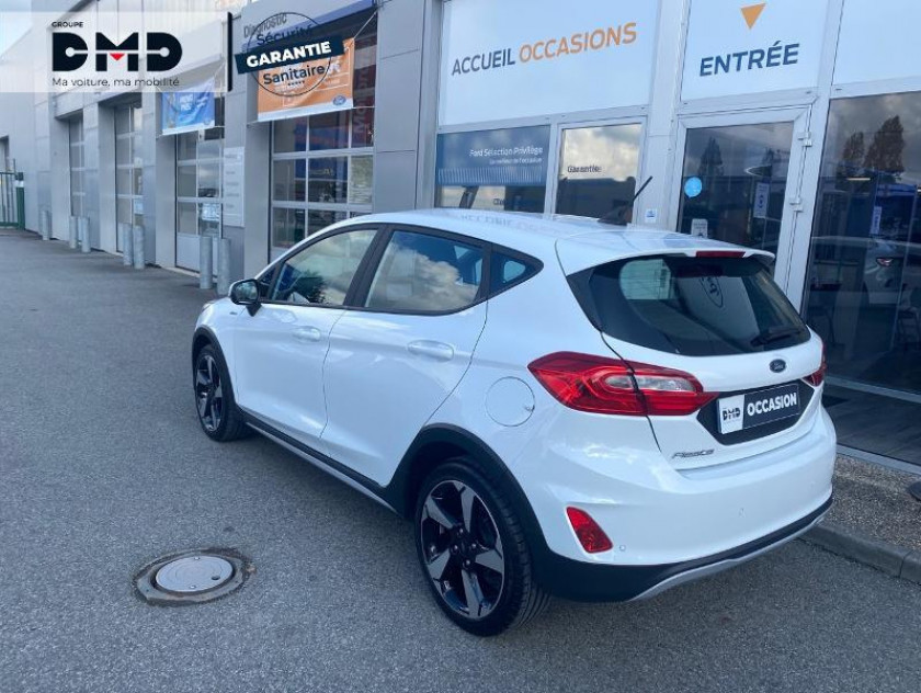 Ford Fiesta Active 1.0 Ecoboost 100ch S&s Pack Euro6.2 - Visuel #3