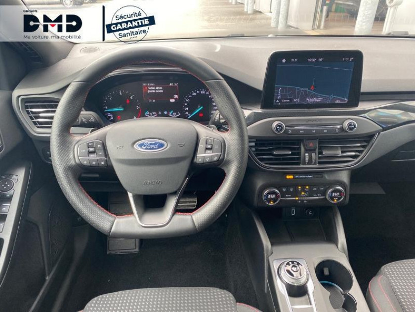 Ford Focus 1.5 Ecoblue 120ch St-line Bva - Visuel #5