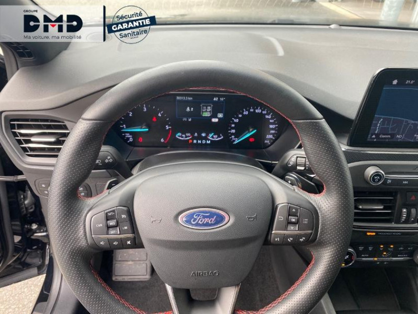 Ford Focus 1.5 Ecoblue 120ch St-line Bva - Visuel #7