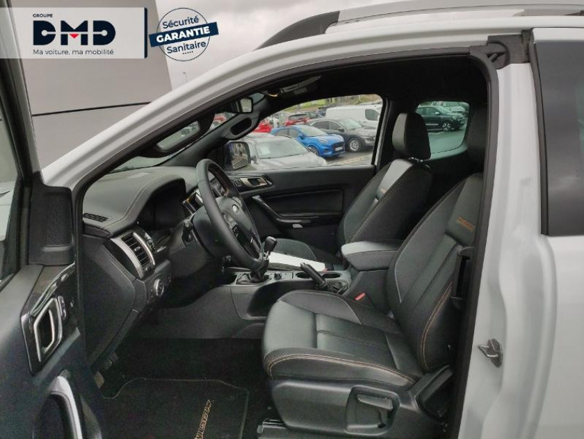 Ford Ranger 2.0 Tdci 213ch Super Cab Wildtrak - Visuel #9