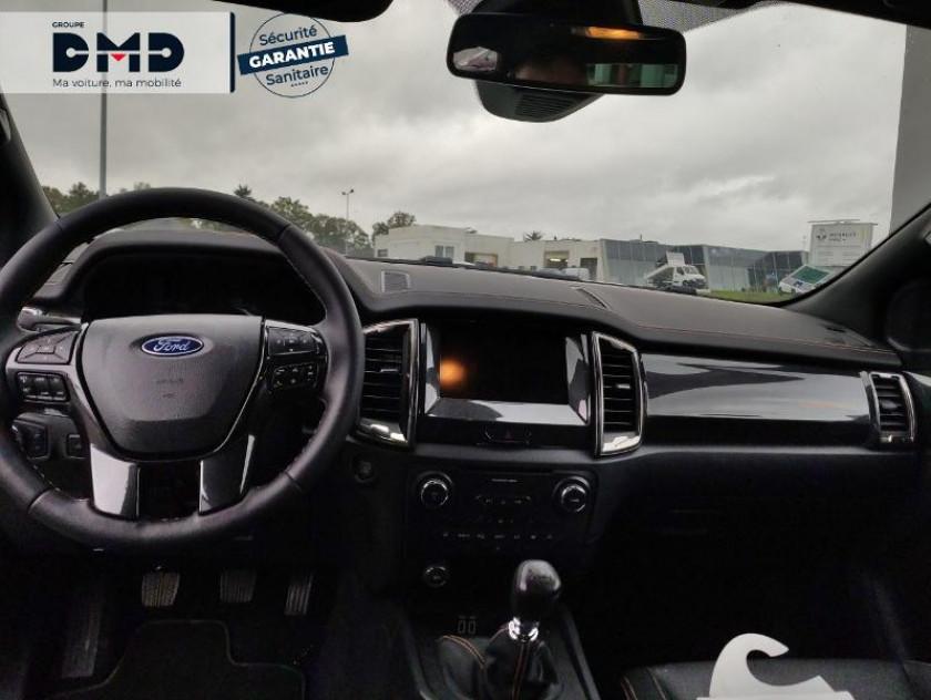 Ford Ranger 2.0 Tdci 213ch Super Cab Wildtrak - Visuel #5