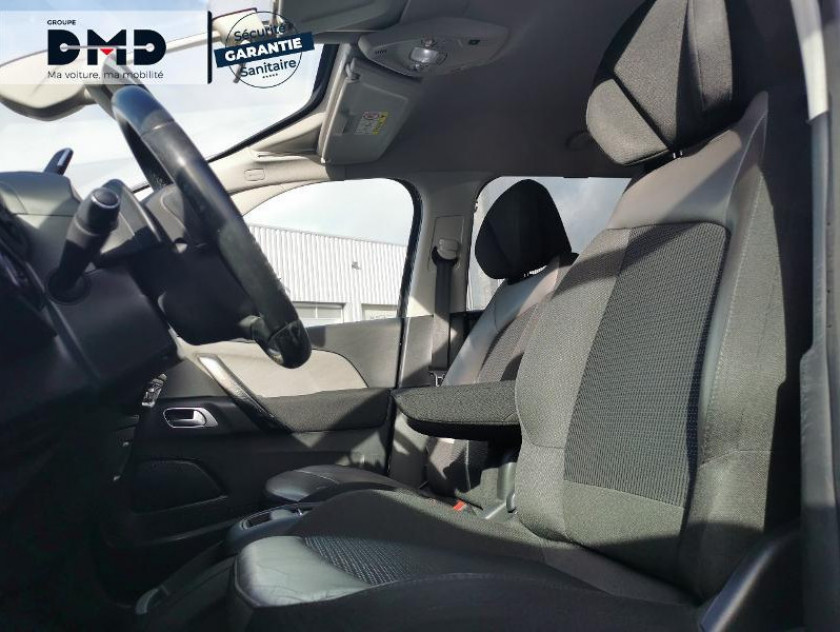 Citroen Grand C4 Picasso Bluehdi 120ch Exclusive S&s Eat6 - Visuel #9