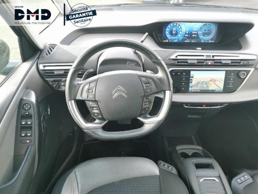 Citroen Grand C4 Picasso Bluehdi 120ch Exclusive S&s Eat6 - Visuel #7