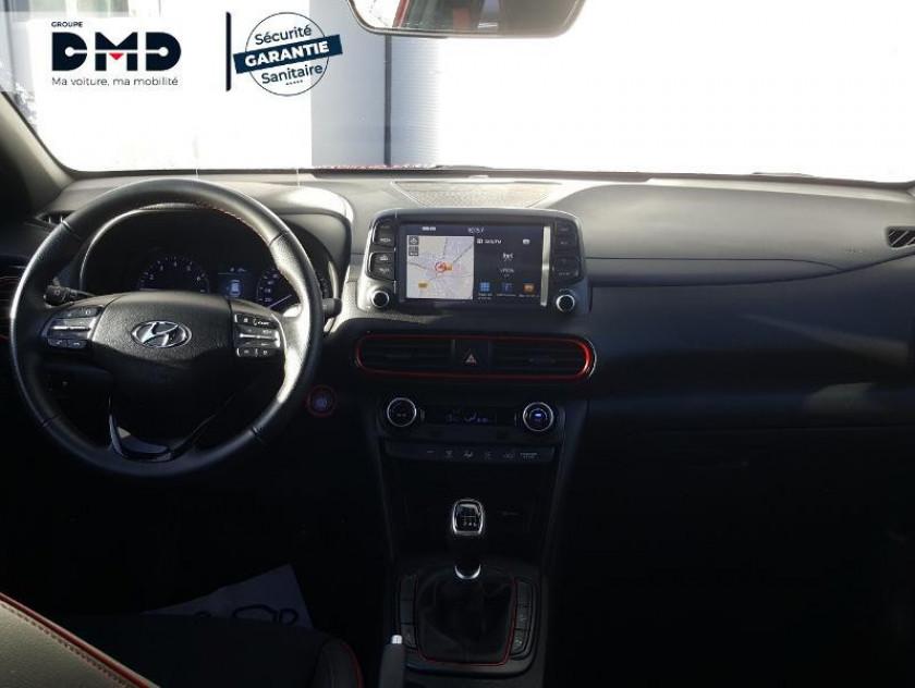 Hyundai Kona 1.0 T-gdi 120ch Fap Creative - Visuel #5