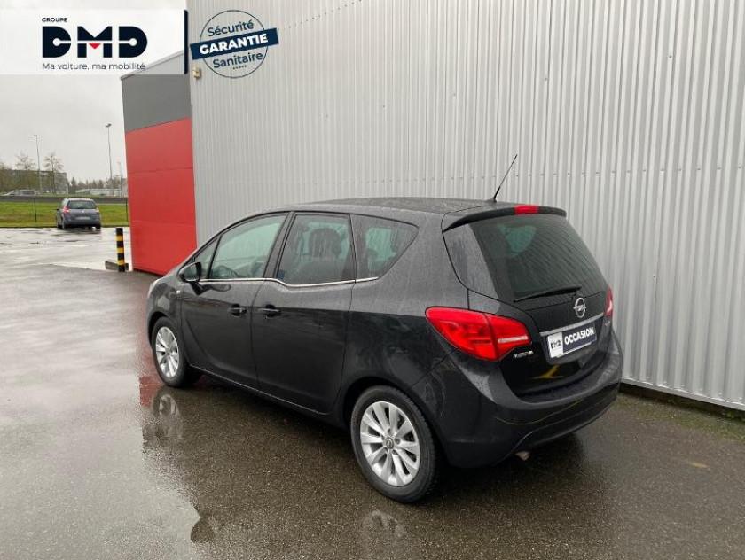 Opel Meriva 1.4 Turbo Twinport 120ch Cosmo Start/stop - Visuel #3