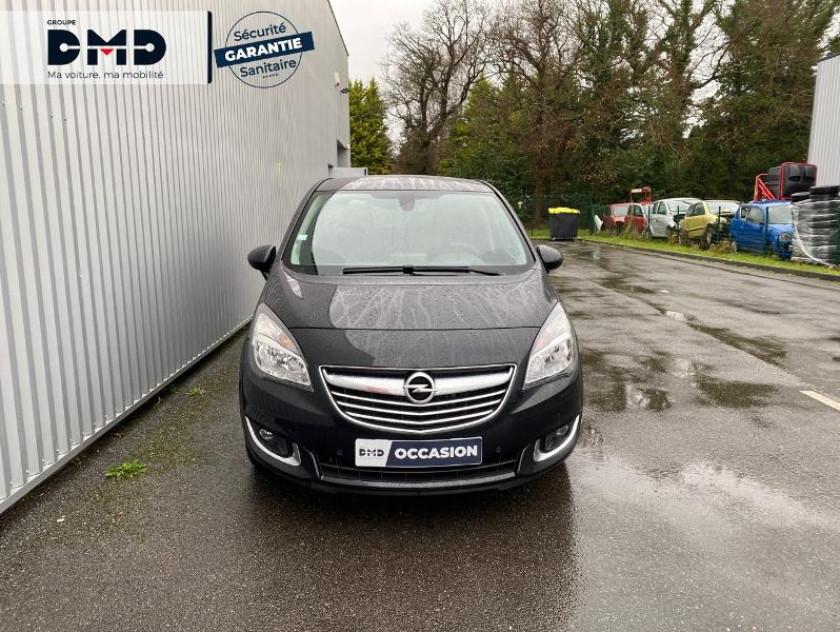 Opel Meriva 1.4 Turbo Twinport 120ch Cosmo Start/stop - Visuel #4