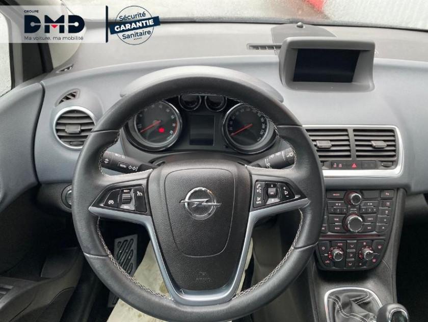Opel Meriva 1.4 Turbo Twinport 120ch Cosmo Start/stop - Visuel #7