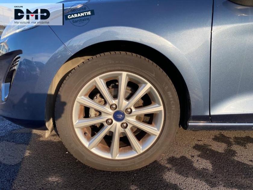 Ford Fiesta 1.0 Ecoboost 100ch Stop&start Titanium 5p Euro6.2 - Visuel #13