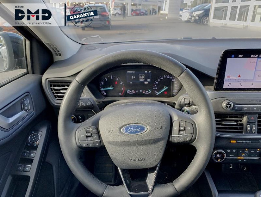 Ford Focus Active 1.0 Ecoboost 125ch - Visuel #7
