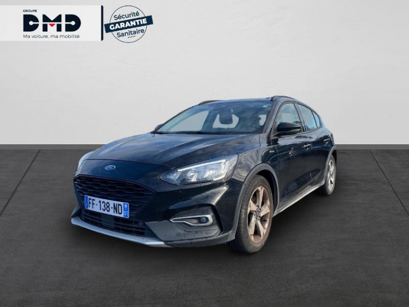 Ford Focus Active 1.0 Ecoboost 125ch - Visuel #15
