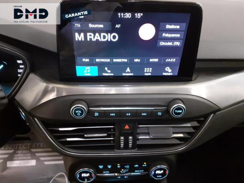 Ford Focus 1.5 Ecoblue 120ch Titanium - Visuel #6